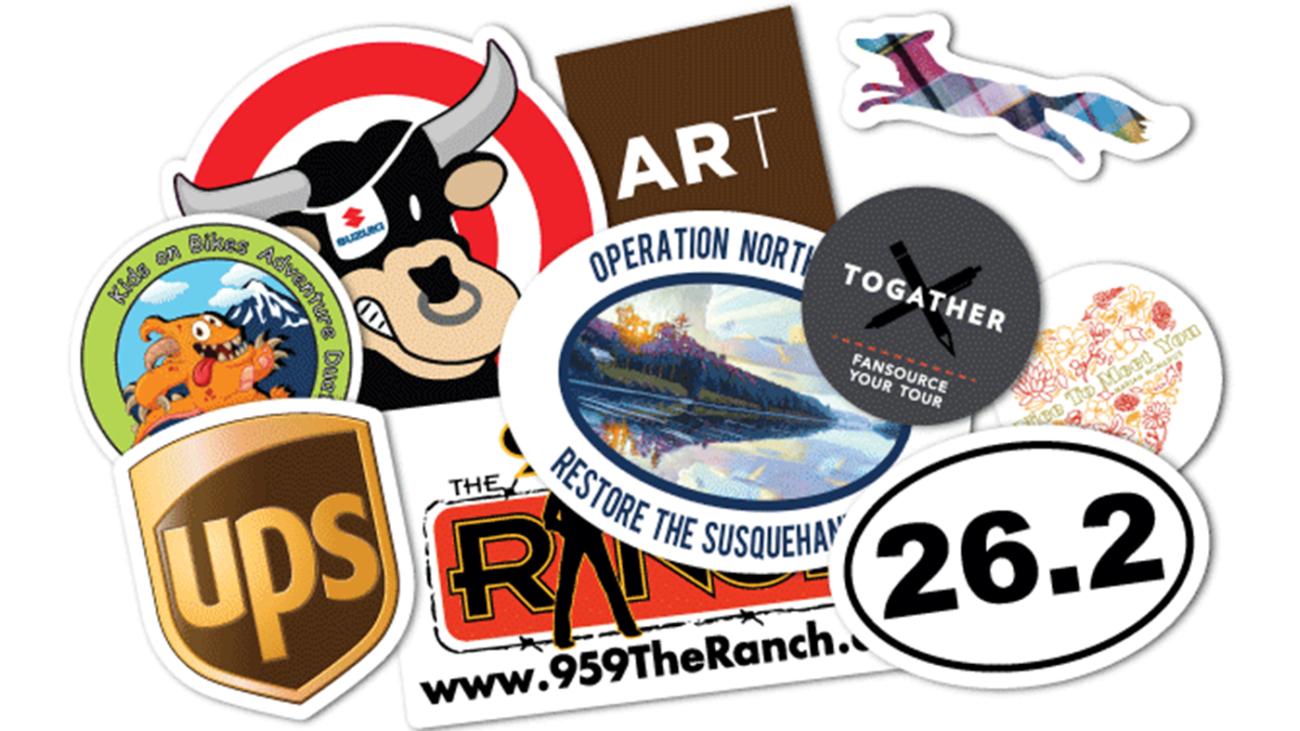 Custom Vinyl Stickers Best For Advertising