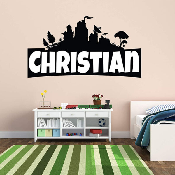 personalized-wall-decals
