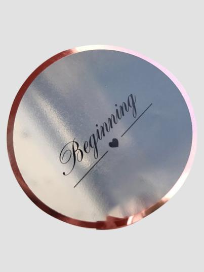 custom clear vinyl labels